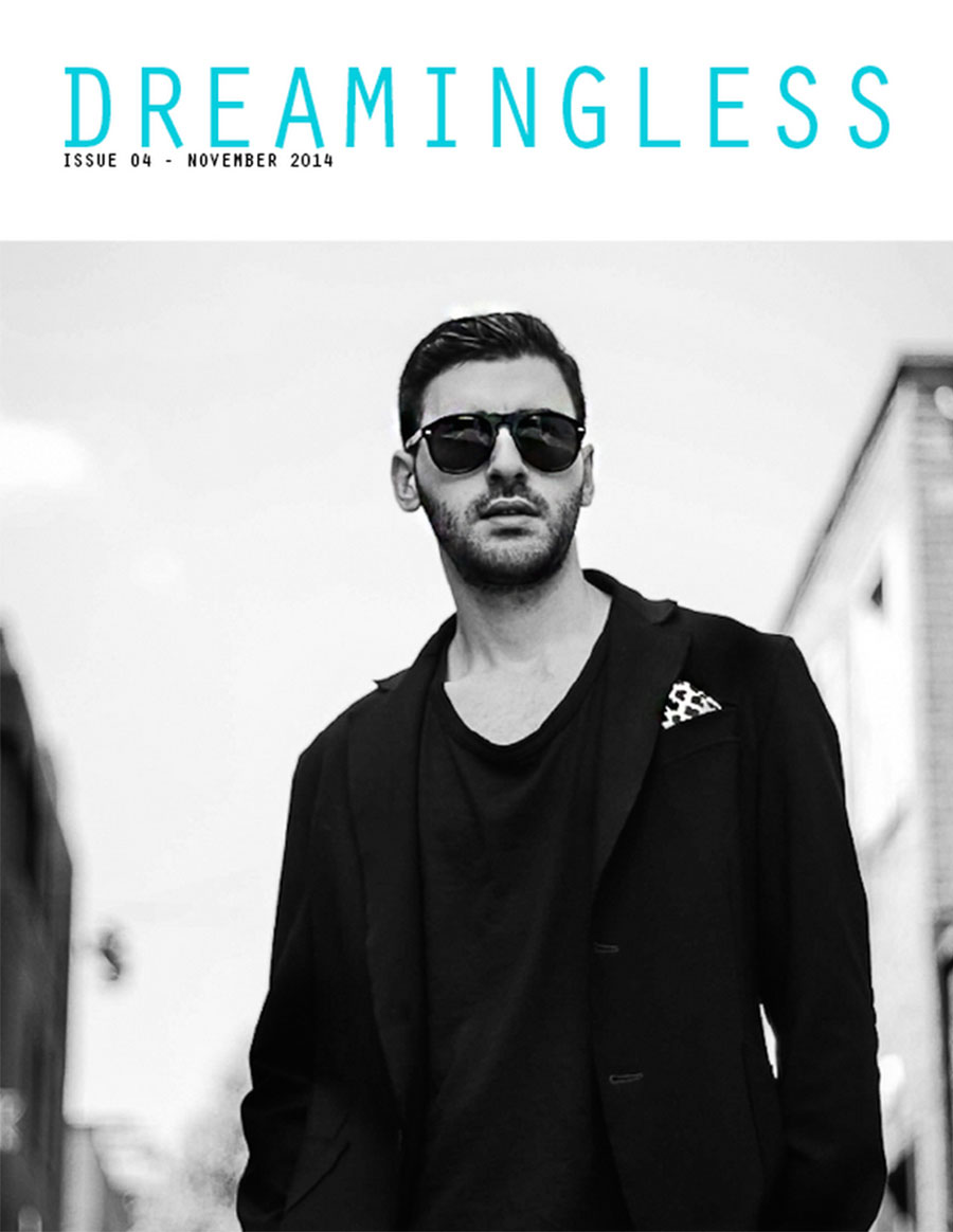 DREAMINGLESS Magazine Featuring Tomasz Kociuba